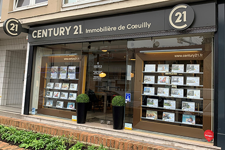 Agence immobilière CENTURY 21 IMMOBILIERE DE COEUILLY, 94420 LE PLESSIS TREVISE